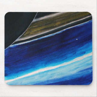 Saturn's Rings Mouse Pad