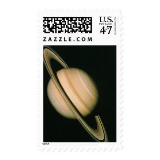 Saturn's Rings Postage