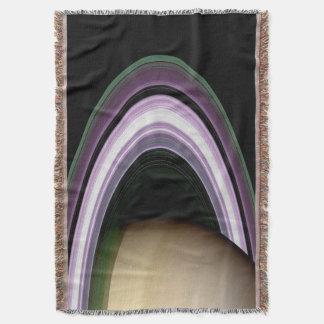 Saturn's Rings Throw