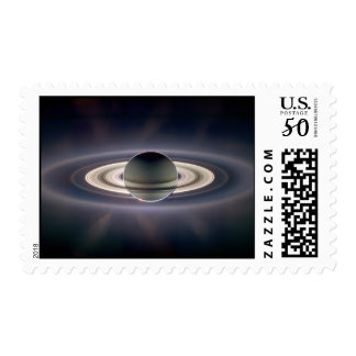Saturn's Shadow Stamps