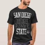 SATX POR VIDA SD to SA T-Shirt