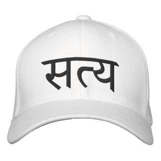 Satya (Truth) Yoga Hat