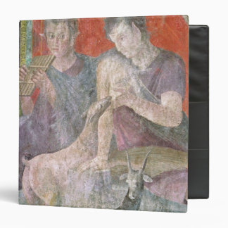 Satyr and Nymph 3 Ring Binder
