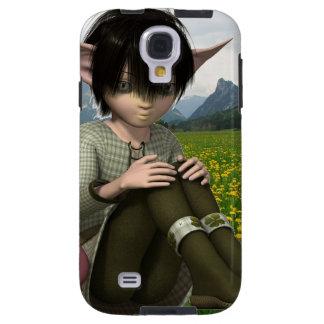 Satyr in Field Galaxy S4 Case