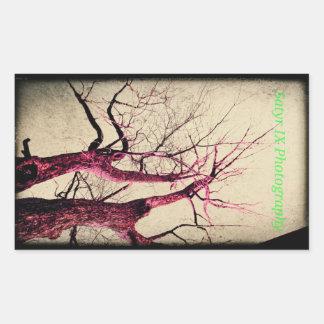 Satyr IX Dead Tree Stickers