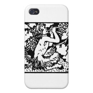 satyrs iPhone 4 cover