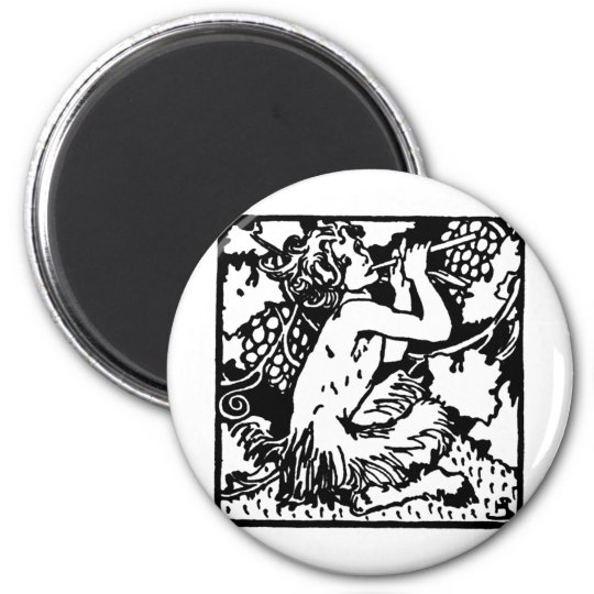 satyrs magnet
