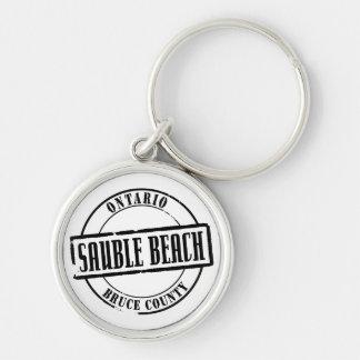 Sauble Beach Title Keychains