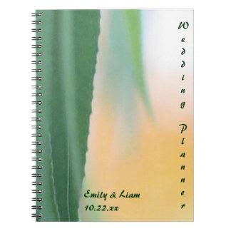 Sauce de la cosecha personalizado casando al plani notebook