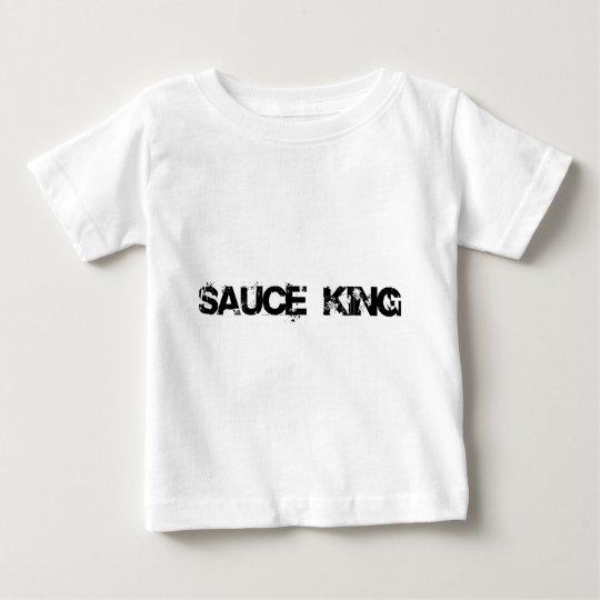 Sauce King Baby T-Shirt