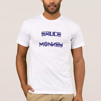 Sauce Monkey 2 T-Shirt