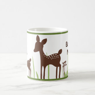 Sauce orgánico/taza de los ciervos taza
