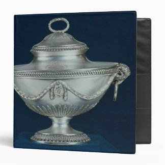 Sauce-tureen, One of a pair 3 Ring Binder