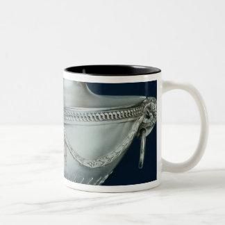 Sauce-tureen, One of a pair Two-Tone Coffee Mug