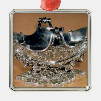 Sauceboat, Palissy Ware, c.1530 Christmas Ornament