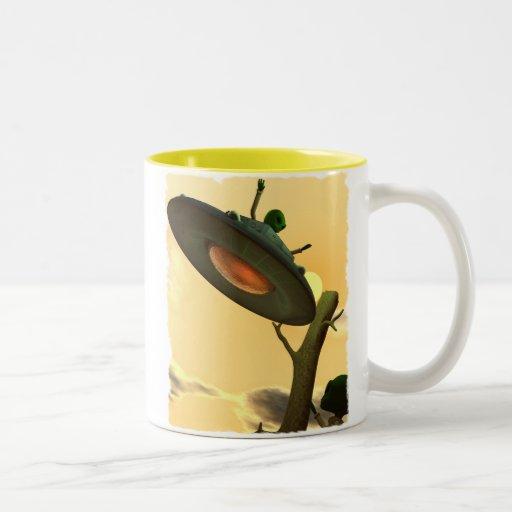 Saucer Buddies Mug