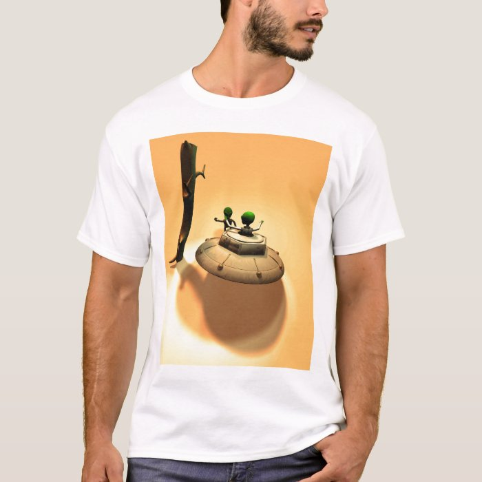 Saucer Buddies T-Shirt