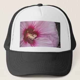 Saucer Hibiscus Trucker Hat