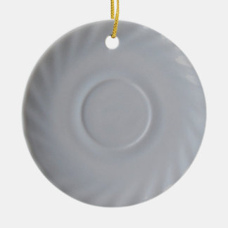 Saucer/ Plate Ornament