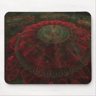 Saucer(s) Full of Secrets Mouse Pad