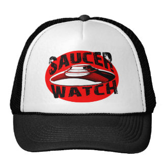 Saucer Watch Trucker Hat