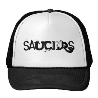 SAUCERS TRUCKER HAT