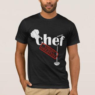 Saucier Chef World's Greatest Mens T-shirt