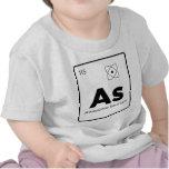 Saucium impresionante camiseta