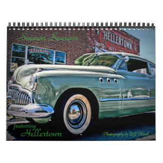 Saucon Seasons featuring Hellertown Pa. Calendar