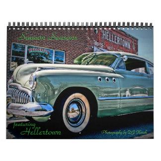 Saucon Seasons featuring Hellertown Pa. Calendar