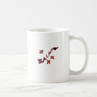 saucy coffee mug