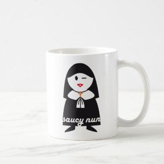 Saucy Nun Mug