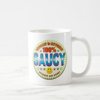Saucy Totally Coffee Mug