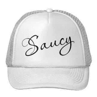 Saucy! Trucker Hat