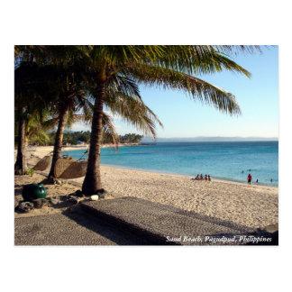 Saud Beach Postcard