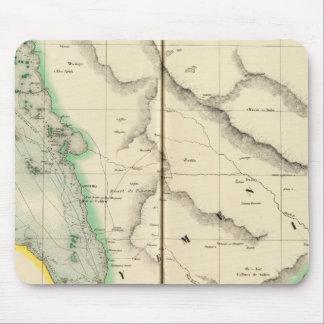Saudi Arabia, Asia 100 Mouse Pad