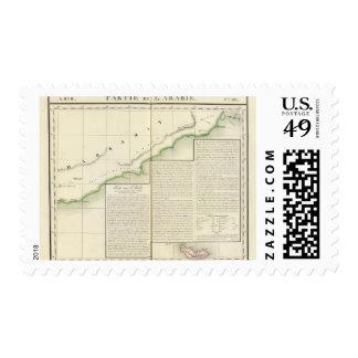 Saudi Arabia, Asia 101 Stamps