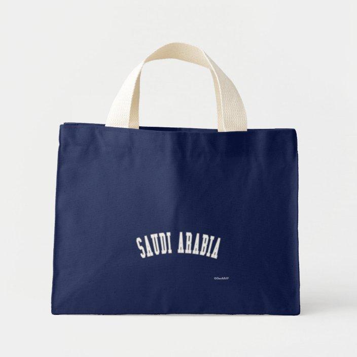 Saudi Arabia Bag