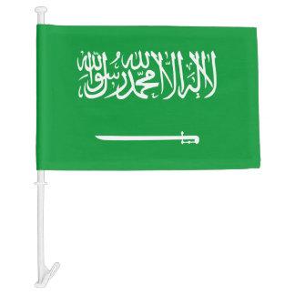 Saudi Arabia Car Flag