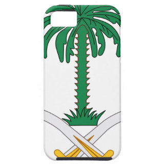 Saudi Arabia Coat of Arms Case For iPhone 5/5S