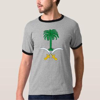 Saudi Arabia Coat of Arms detail T-Shirt