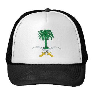 Saudi Arabia Coat of Arms Trucker Hat