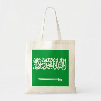 saudi arabia country flag nation symbol tote bag