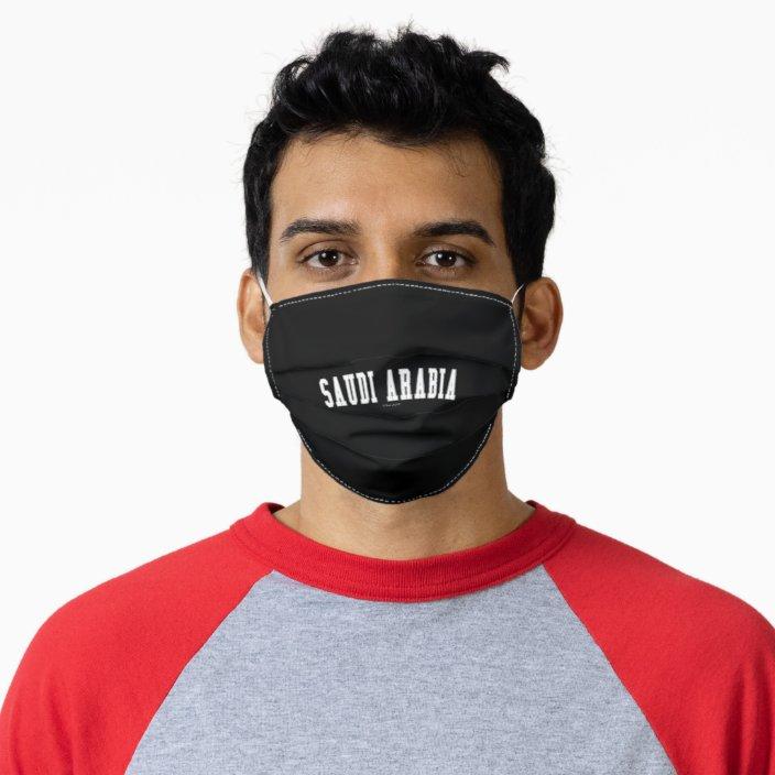 Saudi Arabia Face Mask