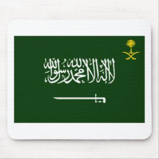 Saudi Arabia Flag Alt Mouse Pad