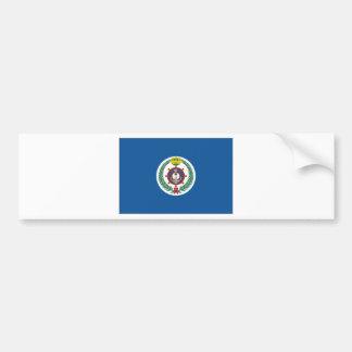 Saudi Arabia Flag Bumper Sticker