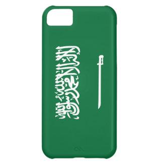 Saudi Arabia Flag Cover For iPhone 5C