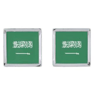 Saudi Arabia Flag Cufflinks