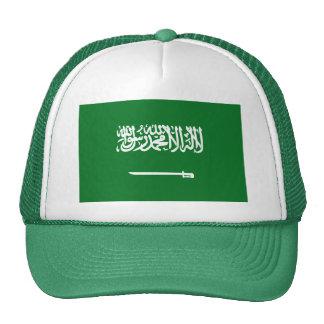Saudi Arabia Flag Hat