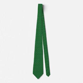 Saudi Arabia Flag Hearts Tie